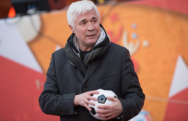 Ловчев встретился с футболистами «Сочи» перед матчем сборной России