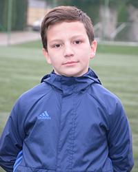 Александр Шахов — лучший игрок среди команд 2005 г.р. по версии болельщиков