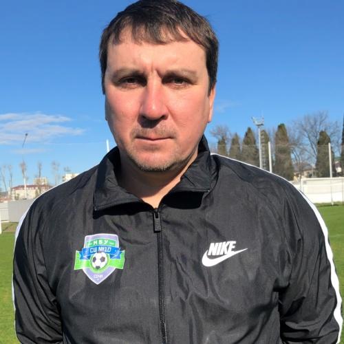 Зангареев Сергей Фаритович