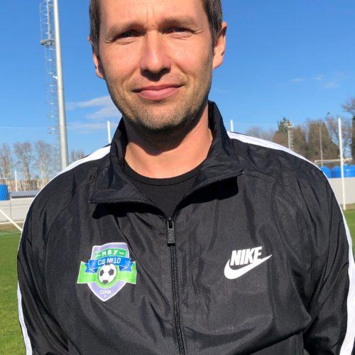 Максимов Сергей Сергеевич