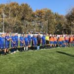 Чемпионата города Сочи по футболу среди Ветеранов 50+ 2019