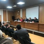 Провели первое в этом году установочное совещание по проведению первенства города Сочи среди детско юношеский команд.